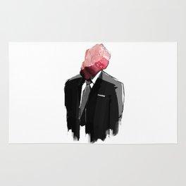 Char Siu Head (roast pork in suit) Rug