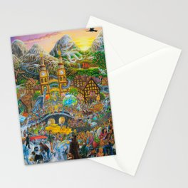 Magical Stationery Cards