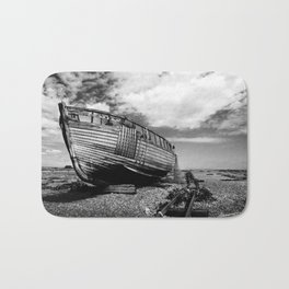The Clinker Fishing Boat Bath Mat