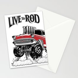 1957 CHEVY CLASSIC HOT ROD Stationery Cards