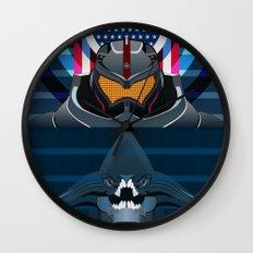 Pacific Rim, Jaws edition Wall Clock