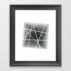 Deep room Framed Art Print