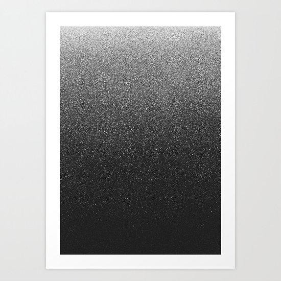 STARDUST / gemini Art Print