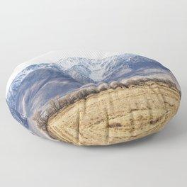 Sierras Floor Pillow