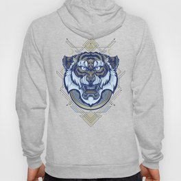 Tiger Geometric Hoody
