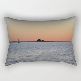 Snail Island Rectangular Pillow