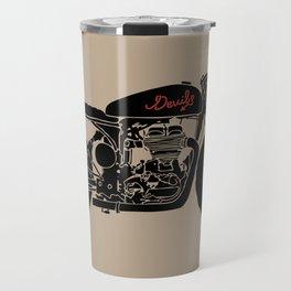Cafe Racer - HANDSOME DEVIL'S CLUB (1/3) Travel Mug