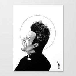 The Rev. Canvas Print