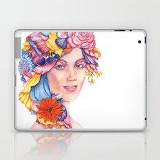 Goddess : Flora Laptop & iPad Skin