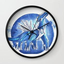 Dialga Wall Clock