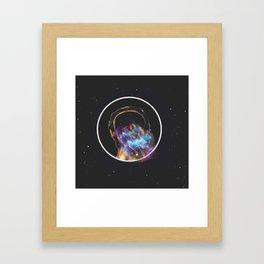Delta (δ) Framed Art Print