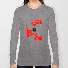 La Ruptura de la Caja Negra Long Sleeve T-shirt