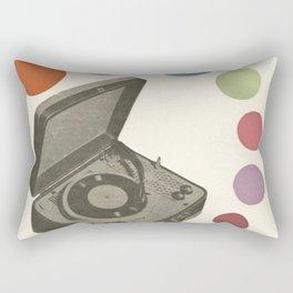 Pop Music Rectangular Pillow