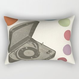 Pop Music Rectangular Pillow