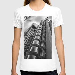 Lloyds Of London Building England T-shirt