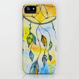 Whimsical Dreamcatcher iPhone Case