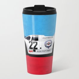 Porsche 917K, Original Illustration, Version 2 Travel Mug