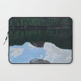 Reflections at Bear Lake Laptop Sleeve