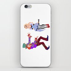 And Then There's Tarrant iPhone & iPod Skin