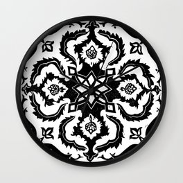 Lisbon Tile Wall Clock