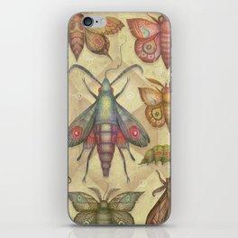 Entomology Tab. V iPhone Skin