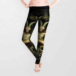 Baphomet Leggings