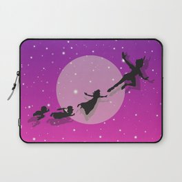 Peter Pan Magical Night Laptop Sleeve