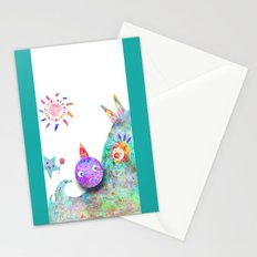 Hate me for it  Stationery Cards