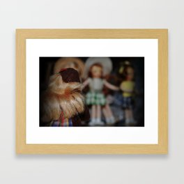 envious Framed Art Print