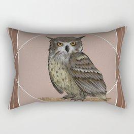 The Owl Rectangular Pillow