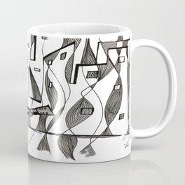 Urban Guitarist  Coffee Mug