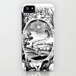 Goodness iPhone Case