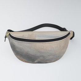 "J.M.W. Turner ""Moon over Lausanne"" Fanny Pack"