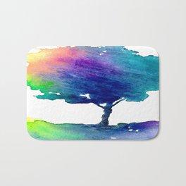 Hue Tree Bath Mat