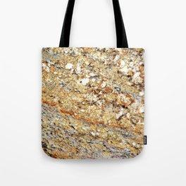Kashmir Gold Granite Tote Bag