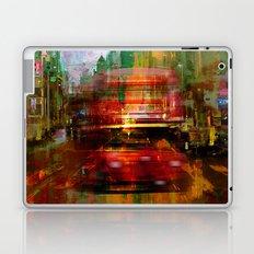 A British city Laptop & iPad Skin
