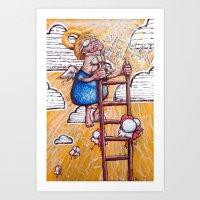 AveMaria Art Print
