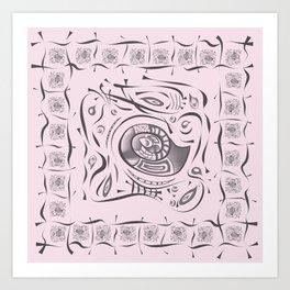 Sea Shell  Art Print