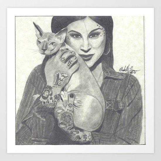My Dear Friend Art Print