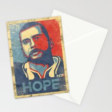 Mass Effect : HOPE Stationery Cards