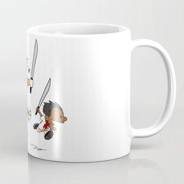 Bonifacio and Hobbes Coffee Mug