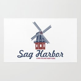 Sag Harbor - Long Island. Rug