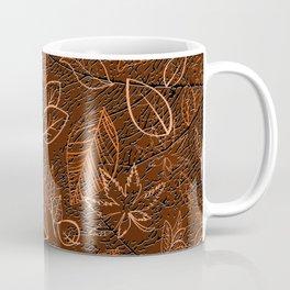 Tobacco Pattern 14 Coffee Mug