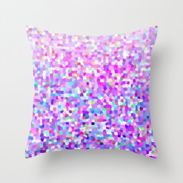scrappy Throw Pillow