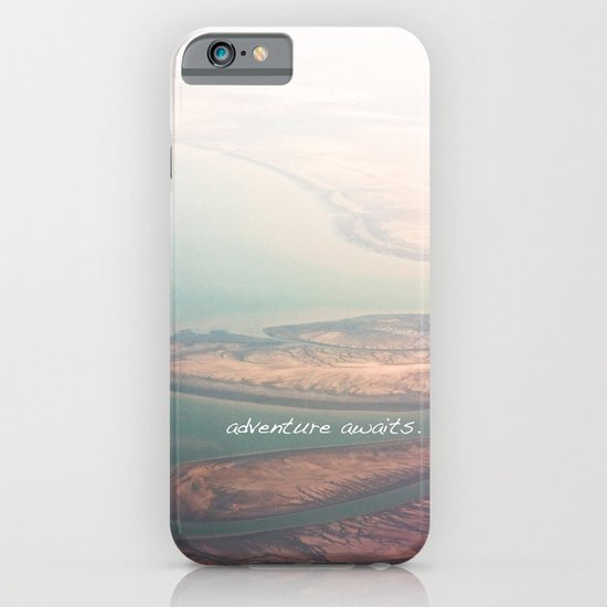 Aerial View iPhone & iPod Case