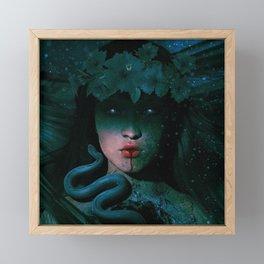 Nocturnal Framed Mini Art Print
