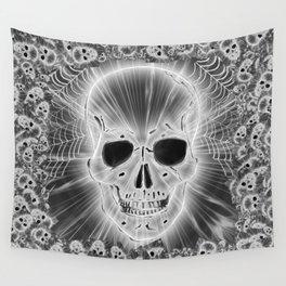 Skull 20161119 Wall Tapestry