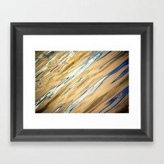 River Waters II Framed Art Print
