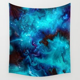 Water Sign: Scorpio Wall Tapestry