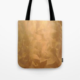 Brushed Copper Metallic - Beautiful - Rustic Glam - Fancy Faux Finishes - Metallic Paint Tote Bag